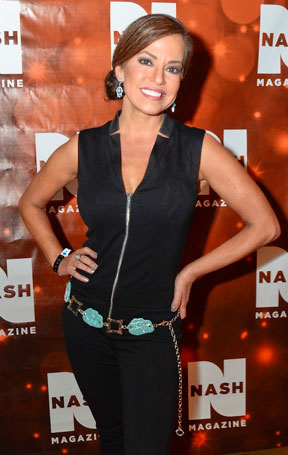Robin meade measurements